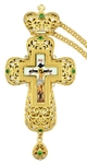 Pectoral priest cross no.259 with chain