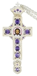 Pectoral priest cross no.270 with chain