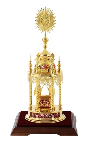 Jewelry tabernacles: Tabernacle no.23