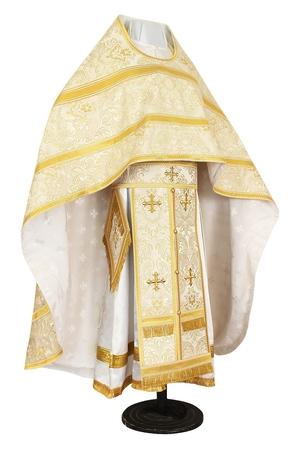 "Russian Priest vestment set #556 45""/6' (58/182)"