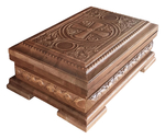 Carved reliquary - S1