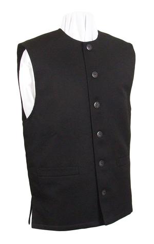 """Clergy waistcoat 45-46""""/5'9"""" (58/174) #568"""