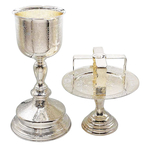 "Communion chalice set ""Vine"""