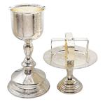 """Communion chalice set """"Vine"""" A303"""