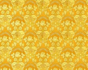 Radonezh metallic brocade (yellow/gold)