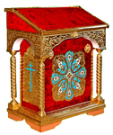 Church furniture: Volyn lectern
