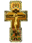 Wall crucifixion - 7a