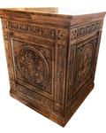Carved Holy table vestment - U3