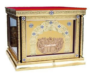 Church furniture: Holy table vestment