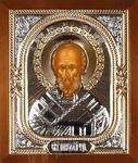 Icon: St. Nicholas the Wonderworker - 12