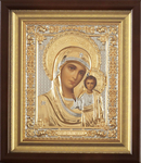 Religious icons: Most Holy Theotokos of Kazan - 11