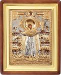 Religious icons: the Most Holy Theotokos the Joy of All Who Sorrow - 9