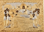 Religious icons: Dormition of the Most Holy Theotokos