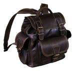 Natural leather Svyatoslav backpack