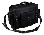 Natural leather Ranger knapsack