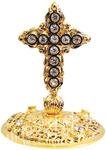 Mitre cross no.11 (gold)