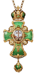 Pectoral chest cross no.23b