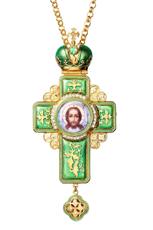 Pectoral chest cross no.8