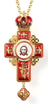 Pectoral chest cross no.8a