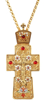 Pectoral chest cross no.003