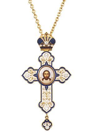 Pectoral chest cross no.187