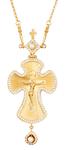 Pectoral chest cross no.120a