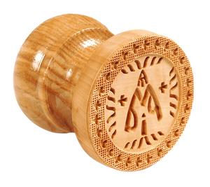 Russian Orthodox prosphora seal Theotokian seal no.14 (Diameter: 2.4'' (60 mm))