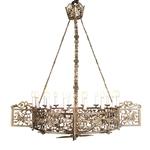 Church chandelier (horos) - Vladimir (16 lights)