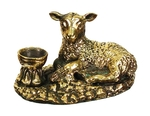Table candle stand - Lamb