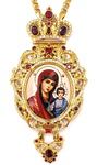 Bishop panagia Theotokos of Kazan - A1007
