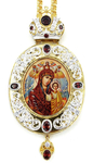 Bishop panagia Theotokos of Kazan - A1010