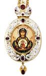 Bishop panagia Theotokos of the Sign - A1010