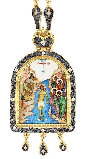 Bishop panagia Epiphany - A1045