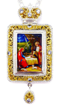 Bishop panagia Nativity of Christ - A1079c