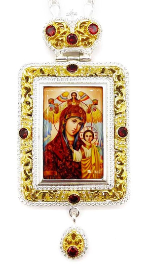 Bishop panagia Theotokos of Kazan - A1079c