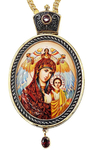 Bishop panagia Theotokos of Kazan - A1145