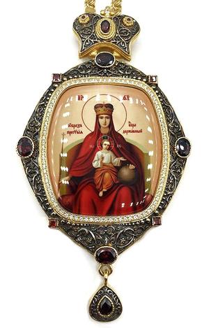 Bishop panagia Theotokos of the State - A1281