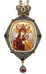 Bishop panagia Theotokos of Kazan - A1281
