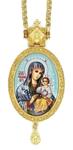 Bishop panagia - A1282