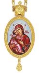 Bishop panagia Theotokos of Vladimir - A1282