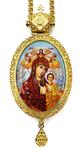 Bishop panagia Theotokos of Kazan - A1282