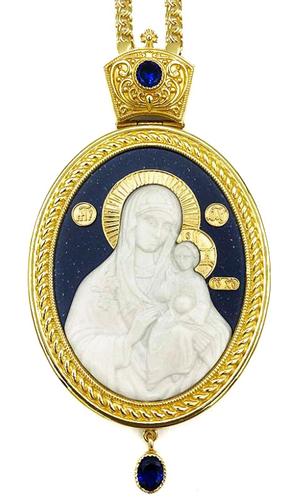 Bishop panagia Bethlehem - A1287a