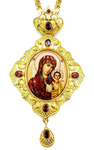 Bishop panagia Theotokos of Kazan - A1334