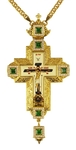 Pectoral cross with adornment - A265