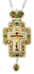 Pectoral cross with adornment - A276c