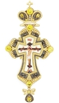 Pectoral cross with adornment - A281