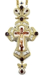 Pectoral cross with adornment - A281a