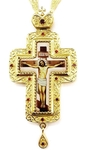 Pectoral cross with adornment - A284b