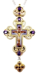 Pectoral cross with adornment - A290a