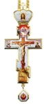Pectoral cross with adornment - A324